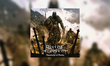 "Divine Element release lyric video ""Thaurachs Of  Borsu"""