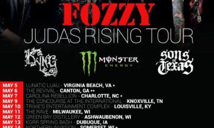 """Fozzy release video """"Judas"""""""