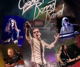 Graham Bonnet Band Announces The Release 'Live…Here Comes The Night'