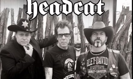 "Headcat post track ""T Is For Texas"""