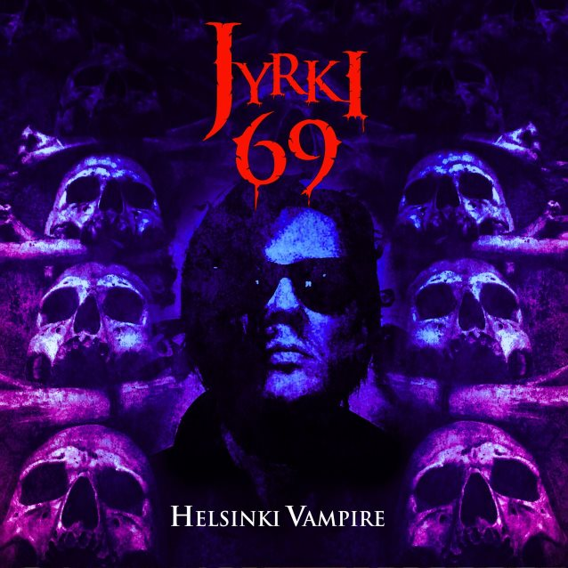 Jyrki 69 Announces The Release 'Helsinki Vampire'