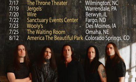 Art Of Anarchy Announces U.S. Summer Tour Dates