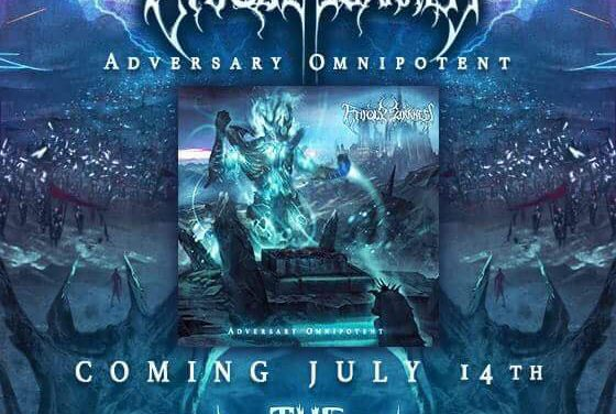 Enfold Darkness Announces The Release 'Adversary Omnipotent'