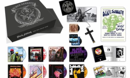 Black Sabbath Announces The Release 'The Ten Year War'