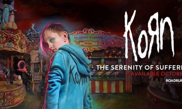 "Korn release video ""Black Is The Soul"""