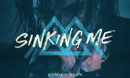 "Thousand Below release video ""Sinking Me"""