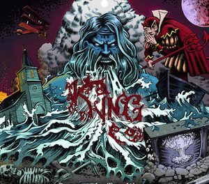 "Kyng release video ""Breathe In The Water"""