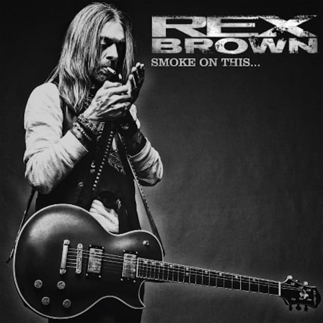 "Rex Brown releases video ""Train Song"""