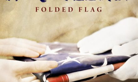 "Aaron Lewis release video ""Folded Flag"""