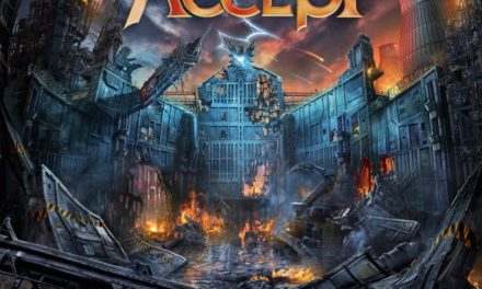 """Accept release video """"The Rise Of Chaos"""""""