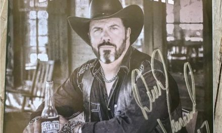 "David Vincent releases video ""Drinkin' With The Devil"""