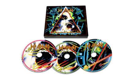 Def Leppard Announces The Release 'Hysteria' 30th-Anniversary Box Set