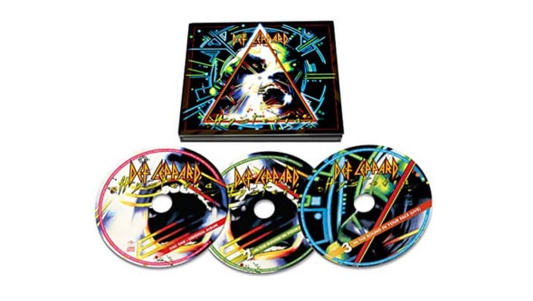 Def Leppard Announces The Release Hysteria 30th