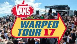 Vans Warped Tour 2017 Double Album Announced