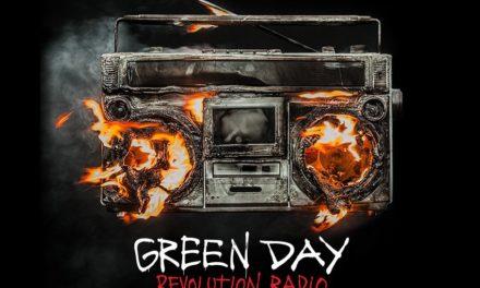 "Green Day release video ""Revolution Radio"""