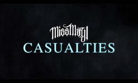 "Miss May I post track ""Casualties"""