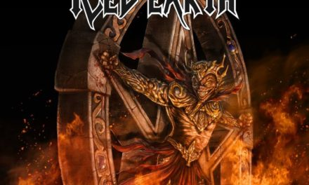 "Iced Earth released a video for ""Black Flag"""
