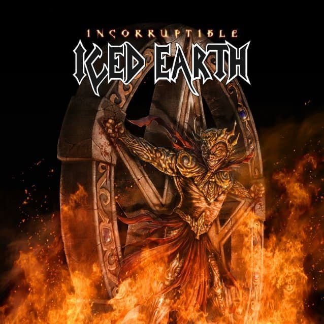"""Iced Earth release lyric video """"Clear The Way (December 13th, 1862)"""""""