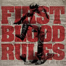 "First Blood release video ""Rules Of Conviction"""