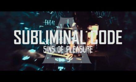 "Subliminal Code release video ""Sins Of Pleasure"""