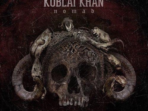 "Kublai Khan release video ""The Hammer"""