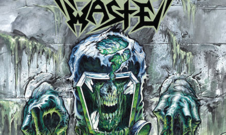 "Municipal Waste released a video for ""Slime and Punishment"""