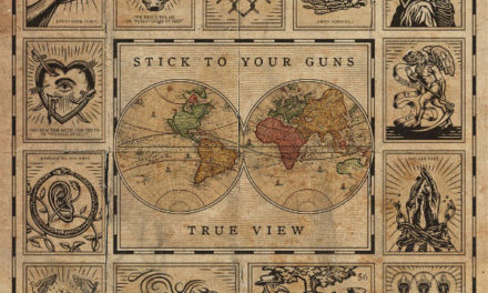 """Stick To Your Guns post track """"The Sun, The Moon, The Truth: Penance Of Self"""""""