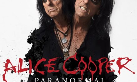 "Alice Cooper releases lyric video ""Paranormal"""