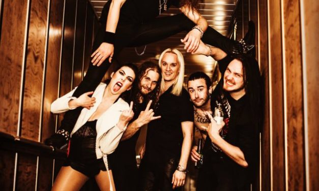 Amaranthe Announces The Addition Of Nils Molin