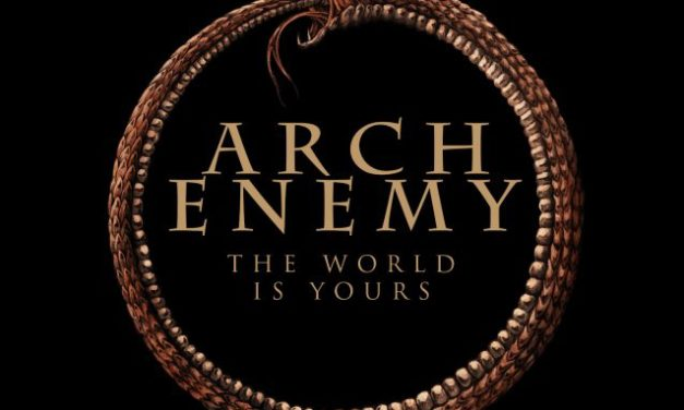 """Arch Enemy release video """"The World Is Yours"""""""