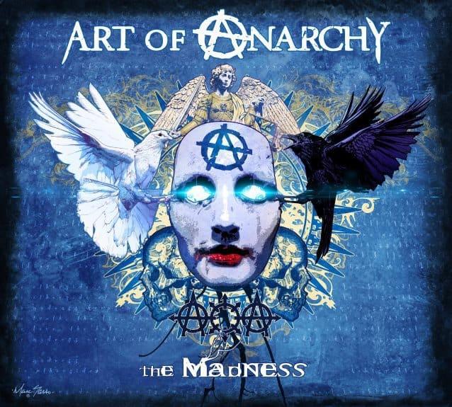 "Art Of Anarchy release video ""Echo Of A Scream"""