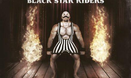 "Black Star Riders release lyric video ""Cold War Love"""