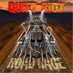 "Quiet Riot post track ""Wasted"""