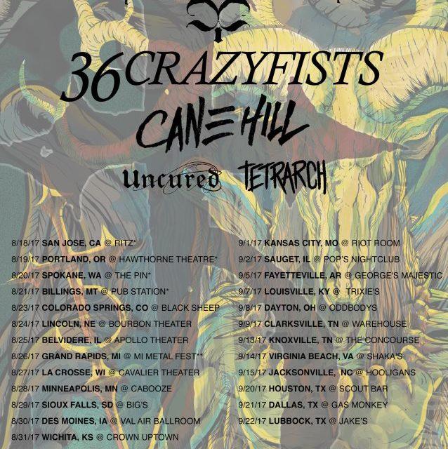 Devildriver Announces Fall U.S. Tour Dates