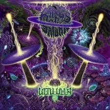"""Rings Of Saturn release lyric video """"Parallel Shift"""""""