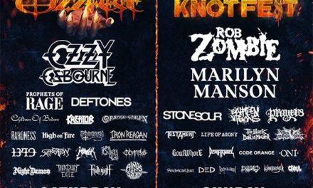 Ozzfest Meets Knotfest 2017 Announced