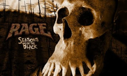 "Rage release video ""Seasons Of The Black"""
