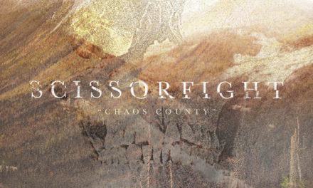 "Scissorfight release video ""We Ain't Leaving"""
