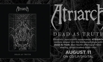 "Atriarch release video ""Repent"""