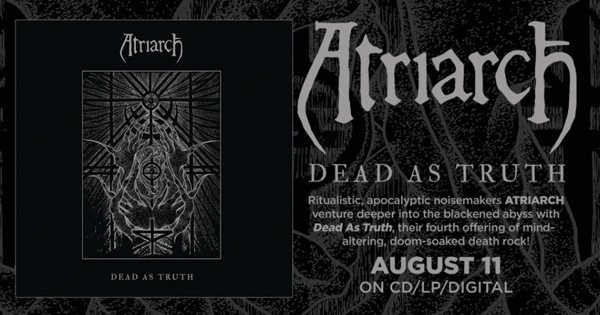 """Atriarch release video """"Repent"""""""