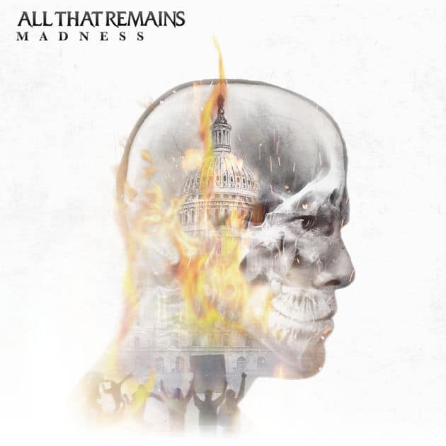 "All That Remains release video ""The Thunder Rolls"""