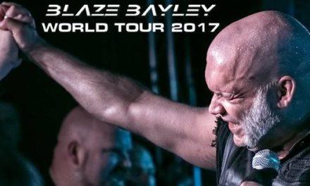 Blaze Bayley Announces Fall North American Tour Dates