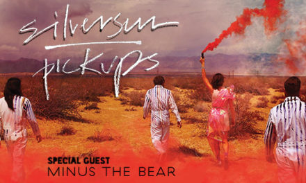 Silversun Pickups Have Announced North American Fall Tour Dates