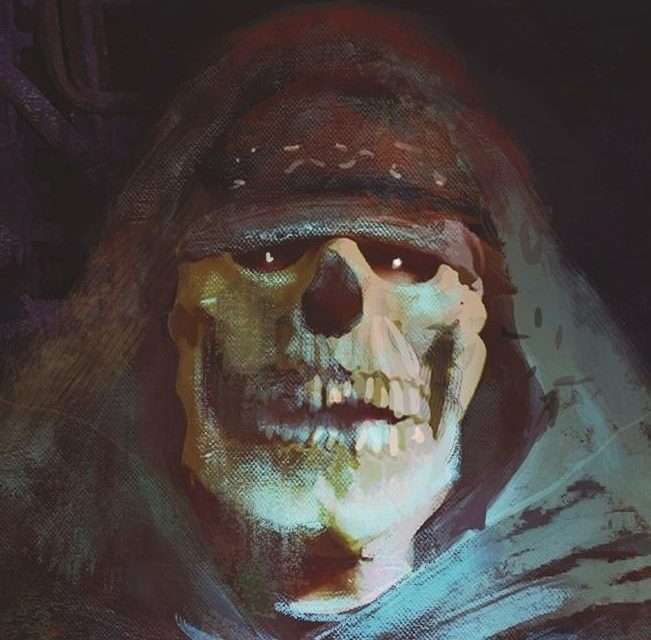 Dr. Living Dead Announces The Release ' Cosmic Conqueror'