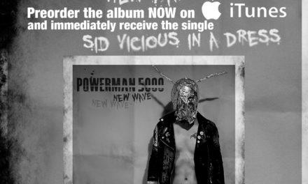 "Powerman 5000 release new single ""Sid Vicious in a Dress"""