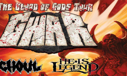 Gwar Announces U.S. Winter Tour Dates
