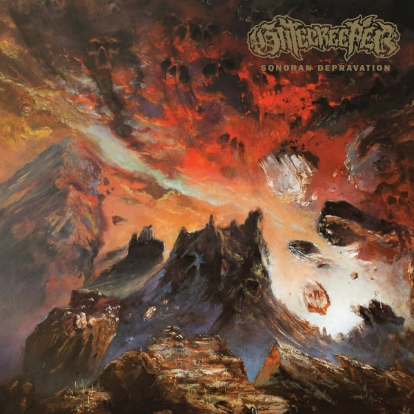 """Gatecreeper release video """"Stronghold"""""""