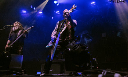 Slayer featuring Lamb of God in Nashville Live Review
