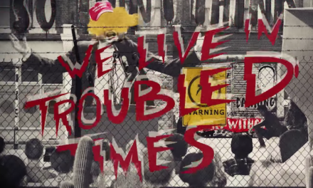 "Green Day release video ""Troubled Times"""