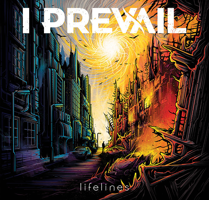 "I Prevail release video ""Lifelines"""